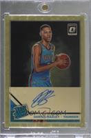 Rated Rookies - Darius Bazley #/1