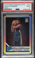 Rated Rookies - Zion Williamson [PSA 9 MINT]