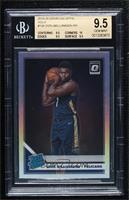 Rated Rookies - Zion Williamson [BGS9.5GEMMINT]
