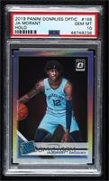 Rated Rookies - Ja Morant [PSA 10 GEM MT]