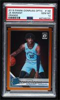 Rated Rookies - Ja Morant [PSA 10 GEM MT] #/199