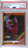 Trae Young [PSA10GEMMT] #/199