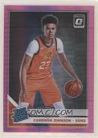 Rated Rookies - Cameron Johnson