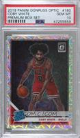 Rated Rookies - Coby White [PSA10GEMMT] #/249