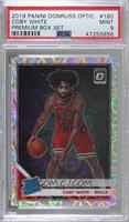 Rated Rookies - Coby White [PSA9MINT] #/249
