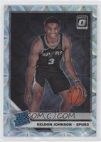 Rated Rookies - Keldon Johnson #/249