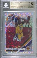 LeBron James [BGS 9.5 GEM MINT] #/249