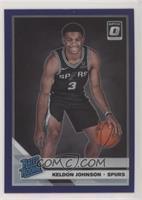 Rated Rookies - Keldon Johnson