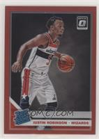 Rated Rookies - Justin Robinson #/99