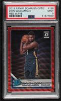 Rated Rookies - Zion Williamson [PSA9MINT]