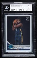 Rated Rookies - Zion Williamson [BGS 9 MINT]