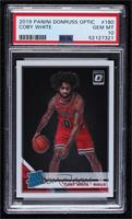 Rated Rookies - Coby White [PSA10GEMMT]