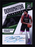 Karl-Anthony Towns #62/99