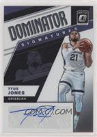 Tyus Jones #/49
