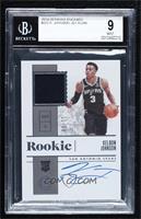 Rookie Jersey Autographs - Keldon Johnson [BGS9MINT] #/99