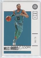 Miles Bridges #/99