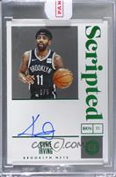 Kyrie Irving [Uncirculated] #/5