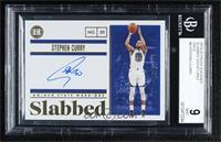 Stephen Curry [BGS 9 MINT] #4/10