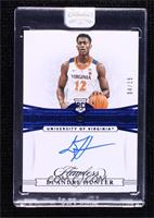 De'Andre Hunter [Uncirculated] #/15