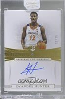 De'Andre Hunter [Uncirculated] #/25