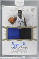Zion Williamson /10 [Uncirculated]