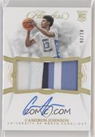 Cameron Johnson #/10