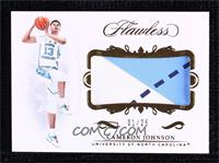 Cameron Johnson #/25