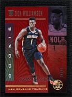 Rookies - Zion Williamson #/99