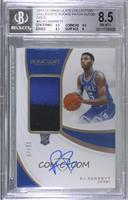 Rookie Patch Autographs - RJ Barrett [BGS 8.5 NM‑MT+] #/25