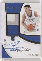 Rookie Patch Autographs - Tyler Herro #/99