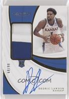 Rookie Patch Autographs - Dedric Lawson #/99