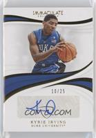 Autographs - Kyrie Irving #/25