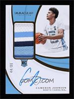 Rookie Patch Autographs - Cameron Johnson #/99