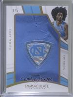 Coby White #/5