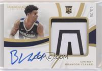 Brandon Clarke #/25