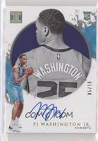 Rookie Autographs - PJ Washington Jr. #/10
