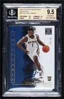 Zion Williamson [BGS 9.5 GEM MINT] #3/10