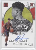 Rookie Autographs - De'Andre Hunter #/99