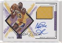 Magic Johnson [Noted] #/25