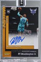 All-Rookie Second Team - PJ Washington Jr. [Uncirculated] #/5