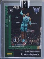 All-Rookie Second Team - PJ Washington Jr. [Uncirculated] #/10
