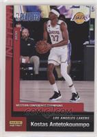 NBA Playoffs - Kostas Antetokounmpo #/340
