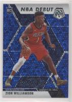 NBA Debut - Zion Williamson #/85