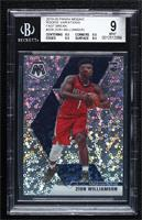 Rookie Image Variation - Zion Williamson (Red Jersey) [BGS9MINT]