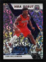 NBA Debut - Zion Williamson [GemMint]