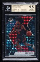 Rookies - Coby White [BGS9.5GEMMINT]