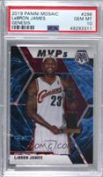 MVPs - LeBron James [PSA 10 GEM MT]