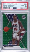 USA Basketball - Magic Johnson [PSA10GEMMT]