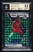 NBA Debut - Zion Williamson [BGS9.5GEMMINT]