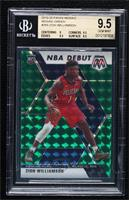 NBA Debut - Zion Williamson [BGS 9.5 GEM MINT]